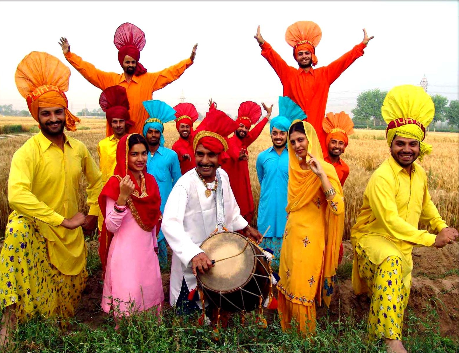 Impacts of Punjabi Culture all around the World - MediaRay